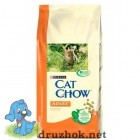 Cat Chow Adult with Chicken & Turkey - 15 кг