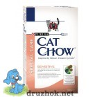 Cat Chow Special Care Sensitive - 400г