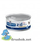 Hills (Хилс) Prescription Diet Feline z/d-156 г