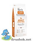 Brit Care Adult Medium Breed Lamb & Rice 12 kg (д/собак весом от 10 до 25 кг)